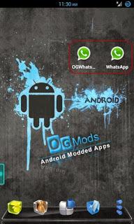 4 whatsapp no mesmo celular