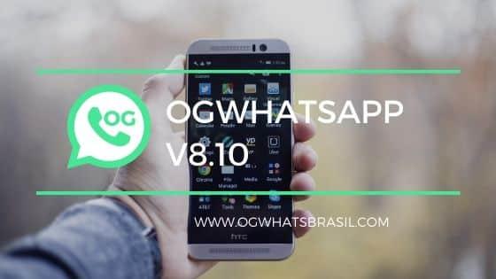 OGWhatsApp Messenger v8.10 Download - 2019