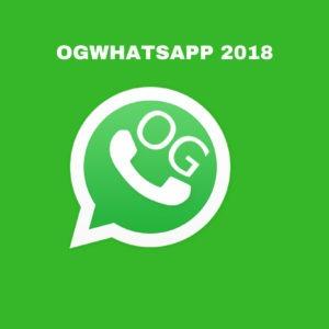 OgWhatsApp Atualizado 2018 v6.75