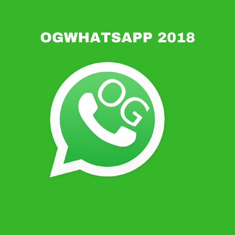 OgWhatsApp 2018