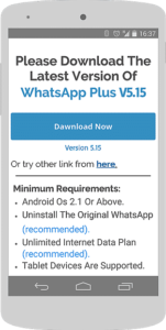 WhatsApp Plus v6.2