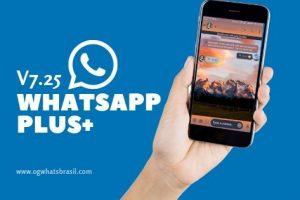 WhatsApp Plus v7.25