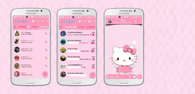 GB Tema Hello Kitty