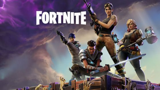Fortnite Battle Royale o jogo que é a febre do momento