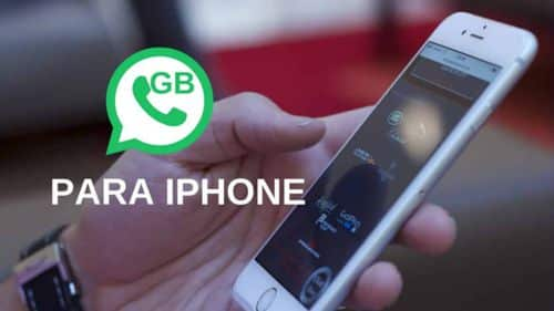 WhatsApp GB para Iphone-