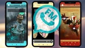FM WhatsApp v11.0 Android ©APK - Baixar Grátis 1